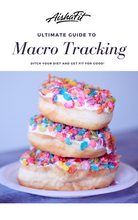 Load image into Gallery viewer, The Ultimate Macro-Tracking eBook