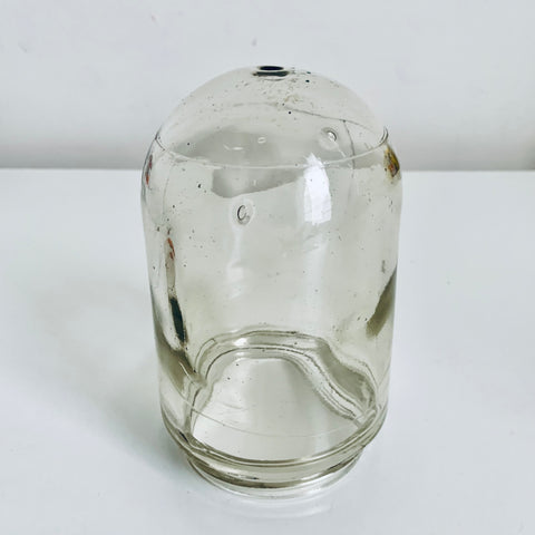 Glass bell jar/ lamp cover