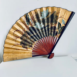 Chinese fan (wall decoration)