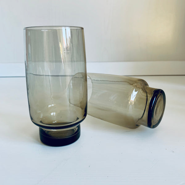 Luminarc long drink glasses