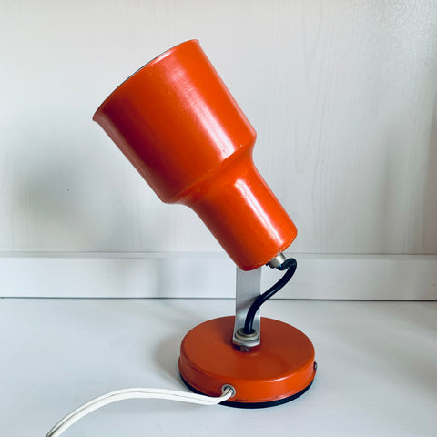 Adjustable table or wall lamp