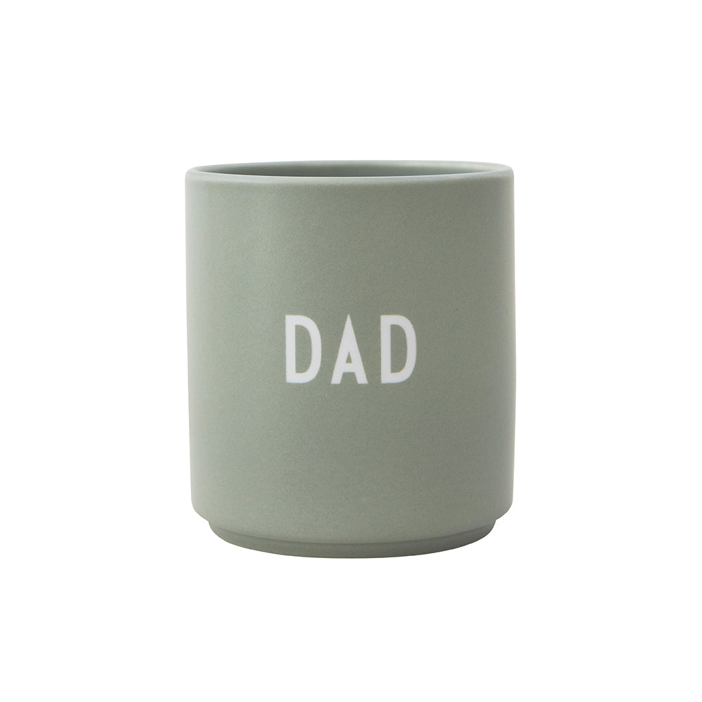 Coming Soon | DAD Cup in Light Green by Design Letters