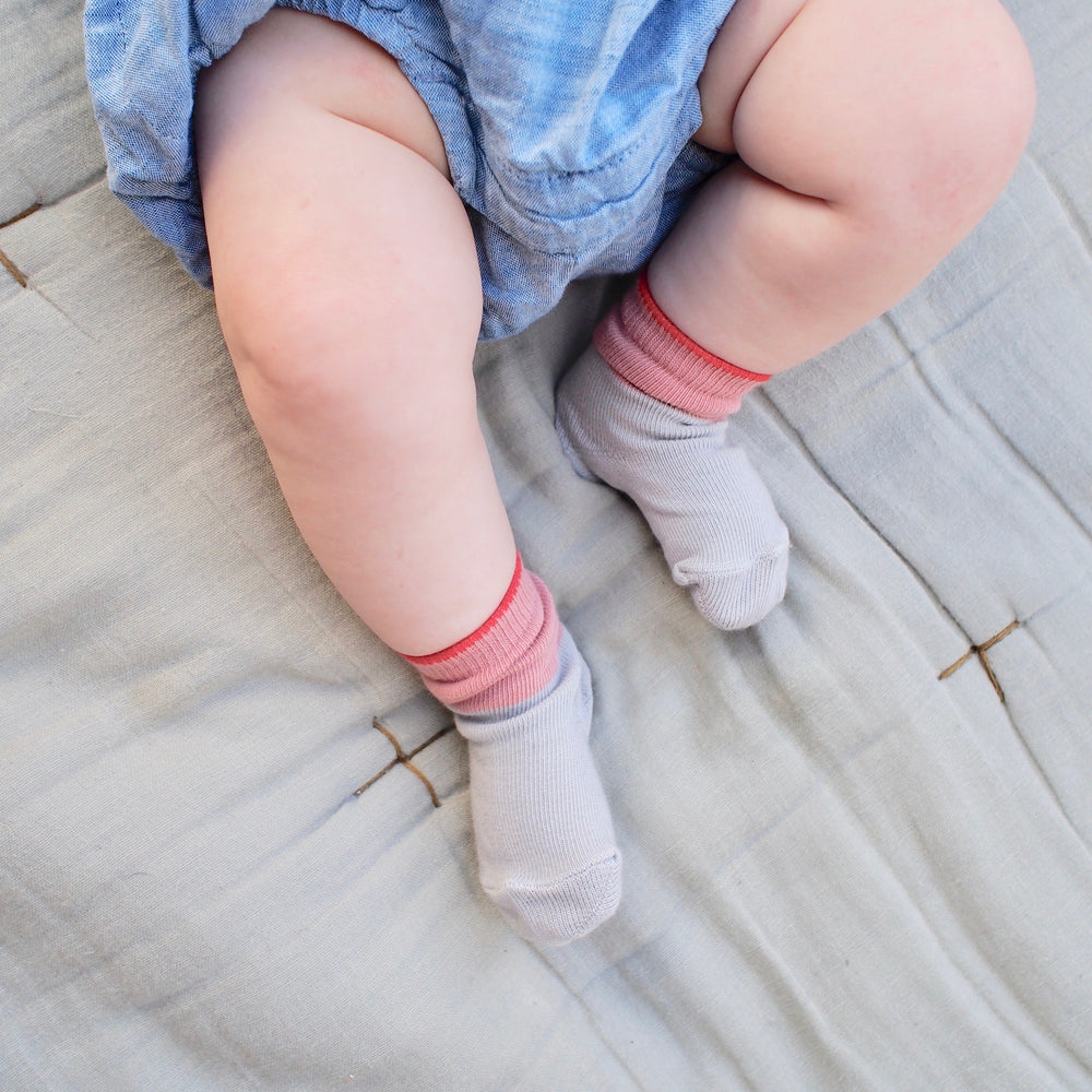 N.13 Organic Cotton Baby Sock by TchuTcha