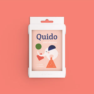 Scrollino Quido and Shapes (Double Scrollino)