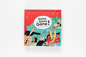 Going, Going, Gone! | A High-Stakes Board Game (Large Box)