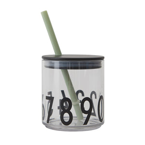 Kids Personal Drinking Glass – 123 Special Edition by Design Letters