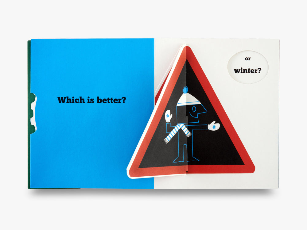 Load image into Gallery viewer, This or That? (A Flip Flap Pop Up Book)