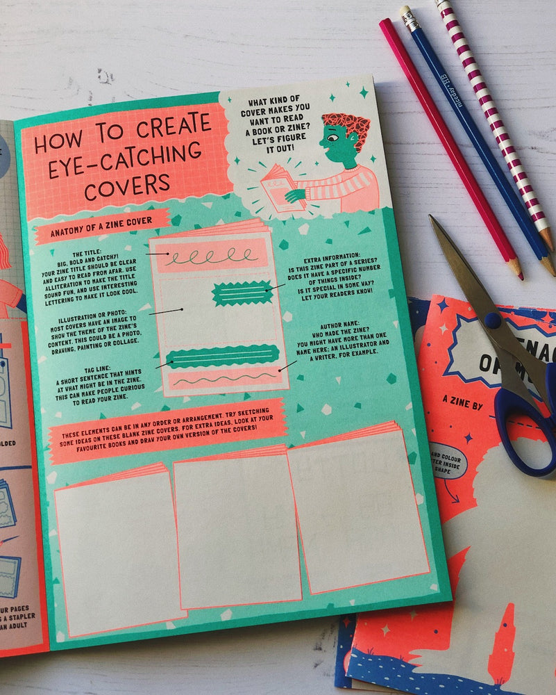 Read All About It! 10 Mini-Magazines to Make and Share