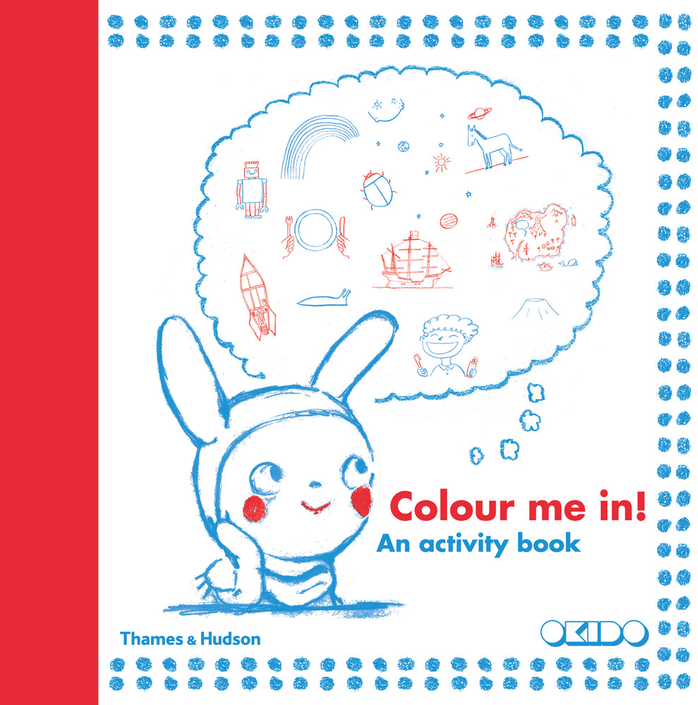 Colour Me In! | An activity book