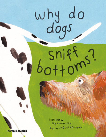 Why do dogs sniff bottoms?