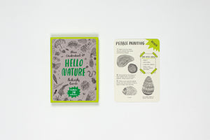 Hello Nature Activity Cards (30 Activities)