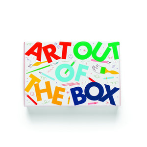Art Out of the Box | Creativity Games for Artists of all Ages