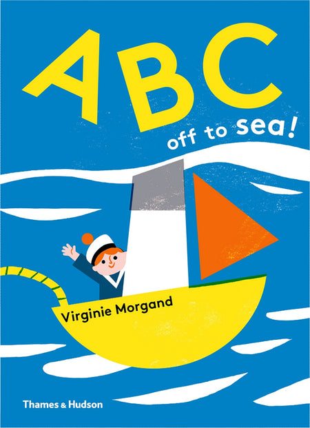 ABC off to Sea! Book