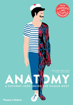 Anatomy Book (Large Size) by Thames and Hudson