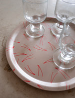 BARR Tray in Nude/Coral by Fine Little Day