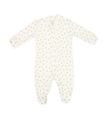 Baby Bodysuit in English Bud by Sleepy Doe