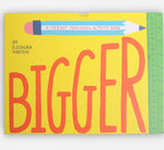 Bigger - A Foldout Measuring Activity Book