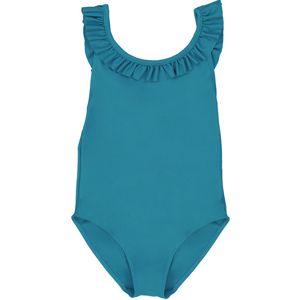 ALBA the Romantic One Piece Swimwear in Bari by Canopea