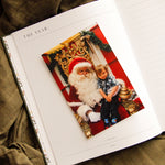 Christmas - Family Christmas Book RED by Write To Me