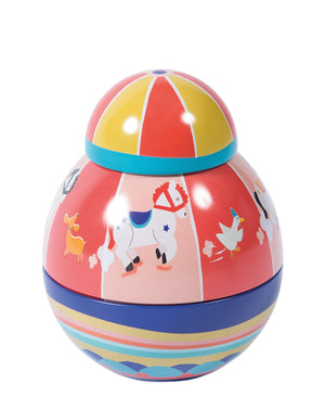 Circus Roly Poly Musical Toy