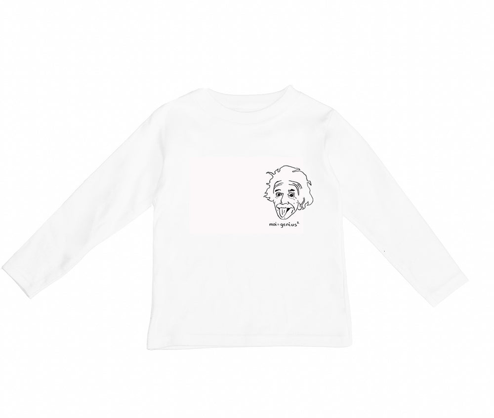 Albert Long Sleeve Tee by Wexbaby