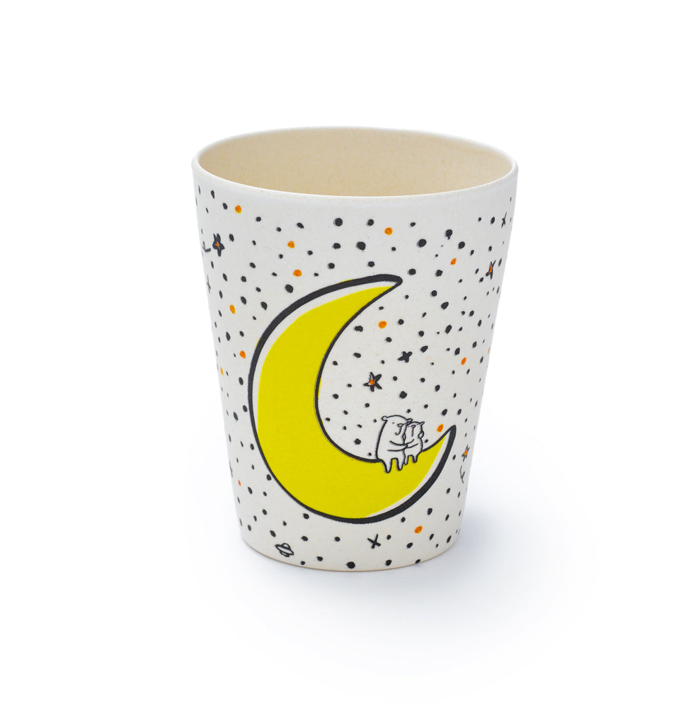 The Moon Bamboo Cup by Fable ILLUSTRATED COLLECTION