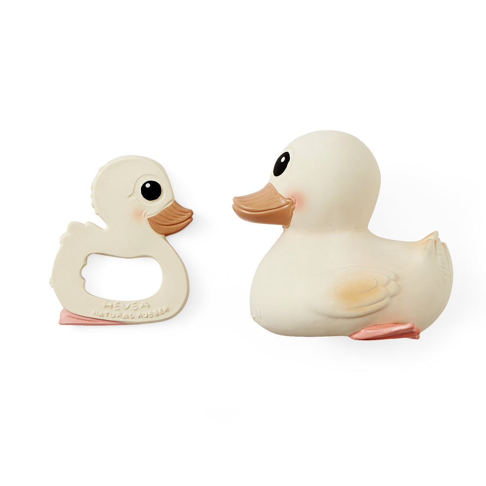 Kawan Rubber Duck & Soothing Toy Set