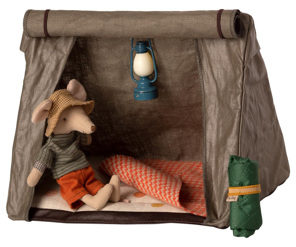 Maileg Happy Camper Tent for Mouse
