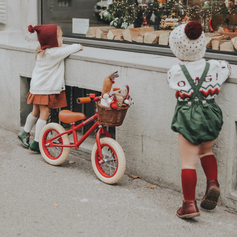 Load image into Gallery viewer, First Go Balance Bike - Red