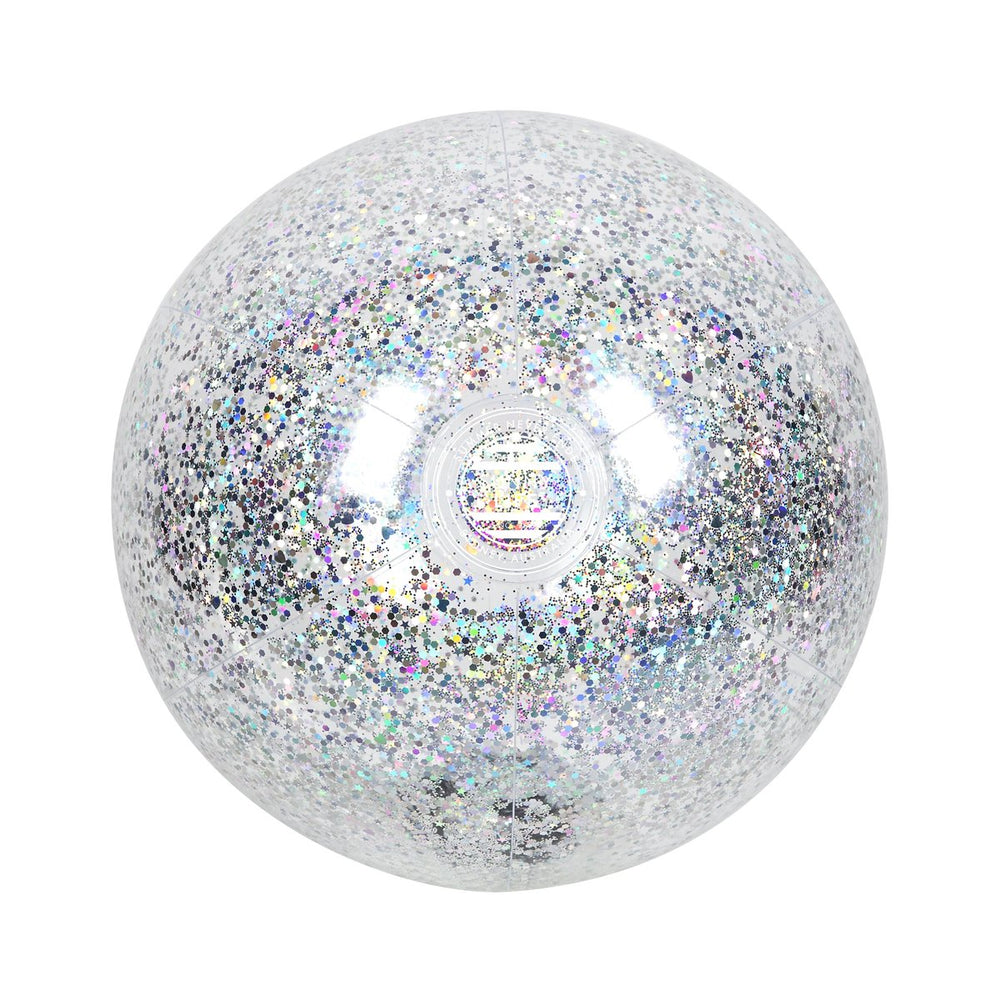 Load image into Gallery viewer, Inflatable Beach Ball Glitter