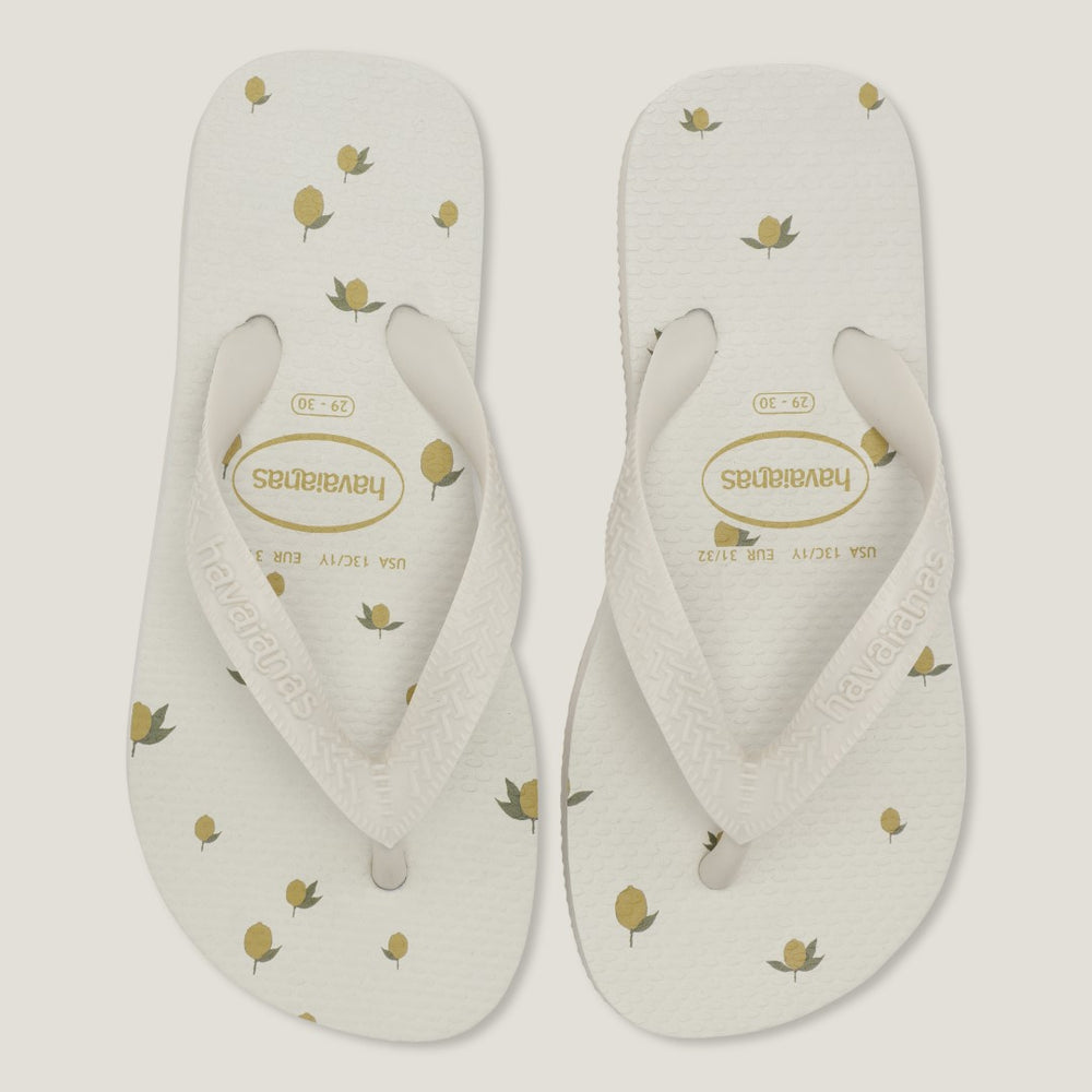 Load image into Gallery viewer, Konges Slojd x Havaianas in Lemon