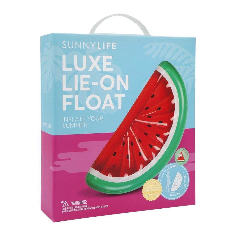 Luxe Lie-On Float