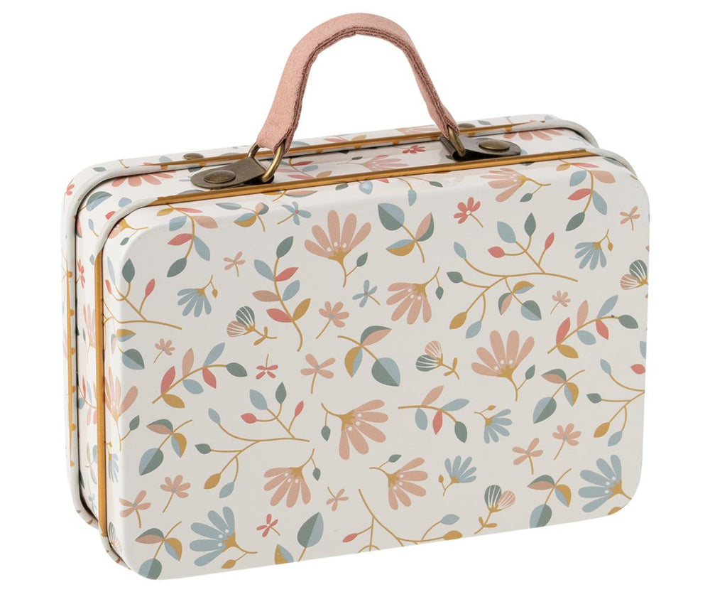 Load image into Gallery viewer, Metal Suitcase - Merle Light