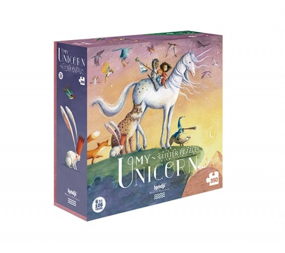 Load image into Gallery viewer, My Unicorn Puzzle