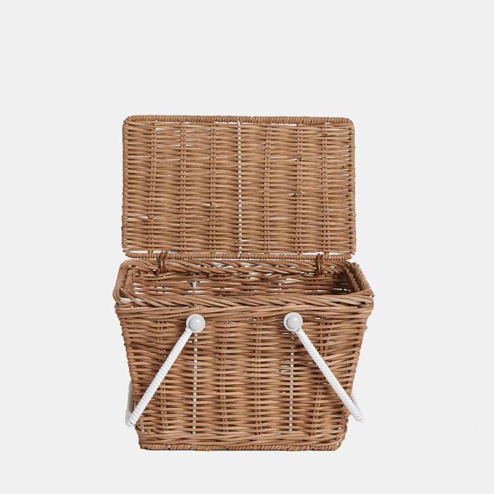 Piki Basket in Natural