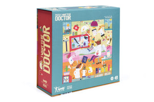 Load image into Gallery viewer, I Want to Be... Doctor Puzzle