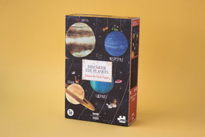 Discover The Planets (glow in the dark) Puzzle