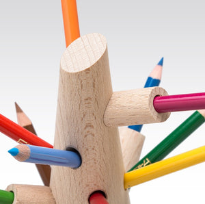 Load image into Gallery viewer, Pencil Tree Holder