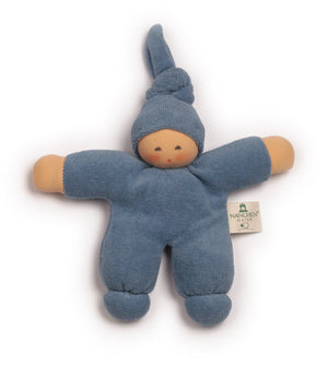 Organic Cotton/Wool Natural Friend | Blue