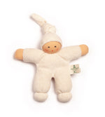 Organic Cotton/Wool Natural Friend | Natural