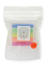 Dustless Chalk Set of 6 - Neon Colour by Kitpas