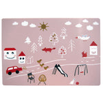 Happy Houses Small Cutting Board