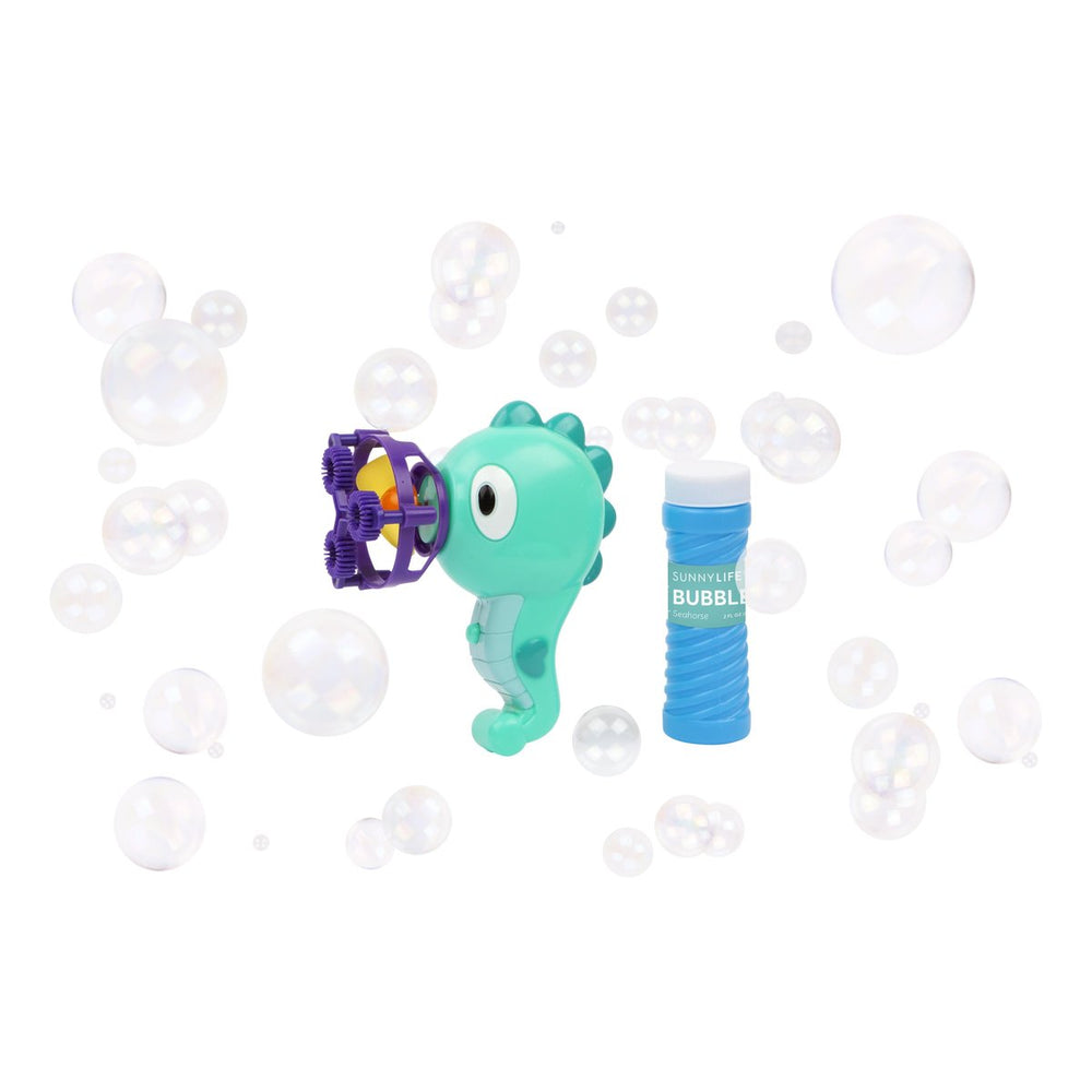 Seahorse Small Animal Bubbles