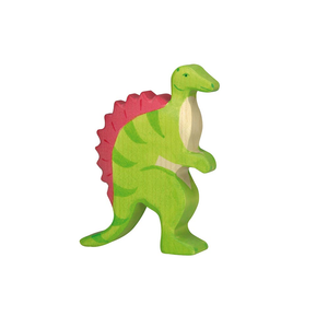 Load image into Gallery viewer, Spinosaurus Wooden Figure by Holztiger