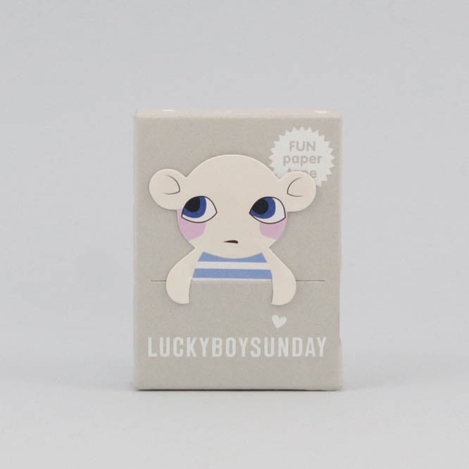 Masking Tape by Noodoll x Lucky Boy Sunday (10 metres)