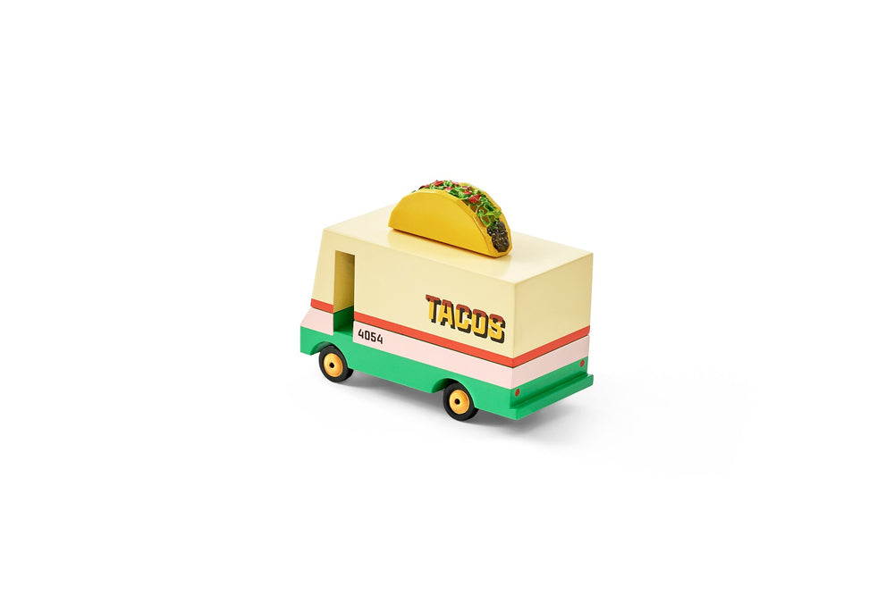 Taco Candyvan by Candylab Toys