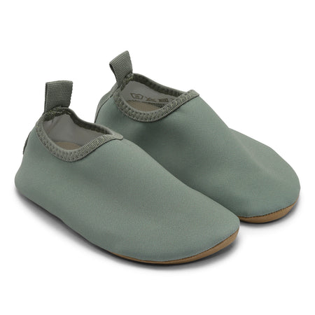 UV Swim Shoes in Jade by Konges Slojd