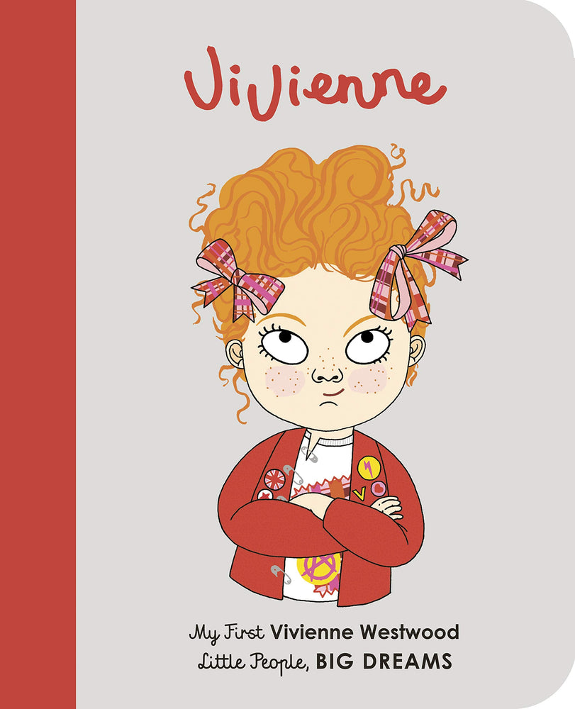 Little People, Big Dreams: Vivienne Westwood (Board book)