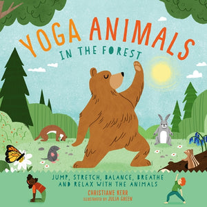 Yoga Animals | In the Forest