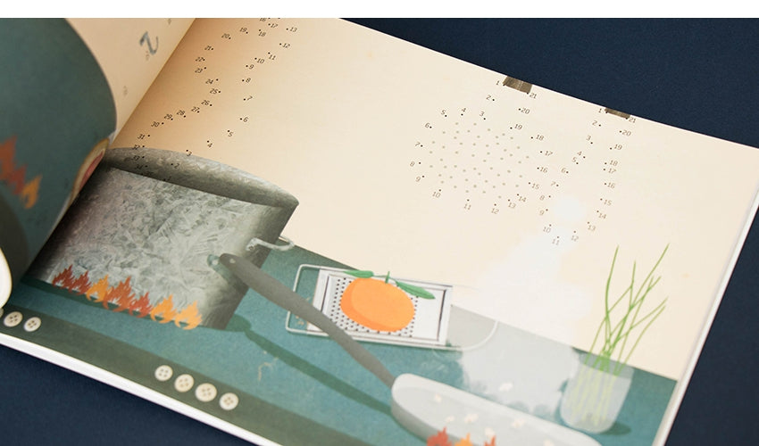 Art & Dots Activity Book